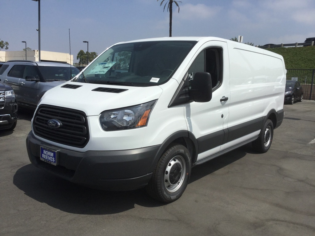 2018 Transit 150 Low Roof 4x2,  Empty Cargo Van #181098 - photo 1
