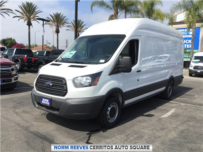 2018 Transit 350 High Roof 4x2,  Empty Cargo Van #181227 - photo 1