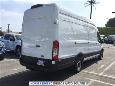 2018 Transit 350 High Roof 4x2,  Empty Cargo Van #181227 - photo 4