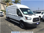 2018 Transit 350 High Roof 4x2,  Empty Cargo Van #181227 - photo 3
