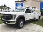 2018 F-450 Crew Cab DRW 4x2,  Scelzi Contractor Body #181265 - photo 1