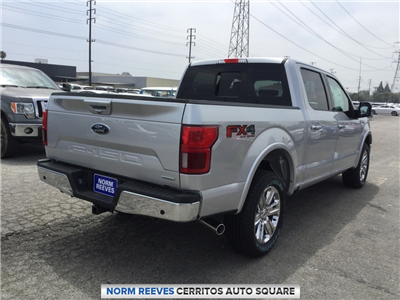 2018 F-150 SuperCrew Cab 4x4,  Pickup #181335 - photo 4