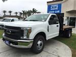 2018 F-350 Regular Cab DRW 4x2,  Harbor Platform Body #181427 - photo 1