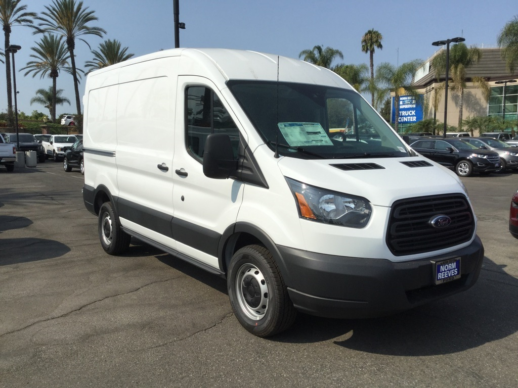 2018 Transit 250 Med Roof 4x2,  Adrian Steel Upfitted Cargo Van #181458 - photo 3