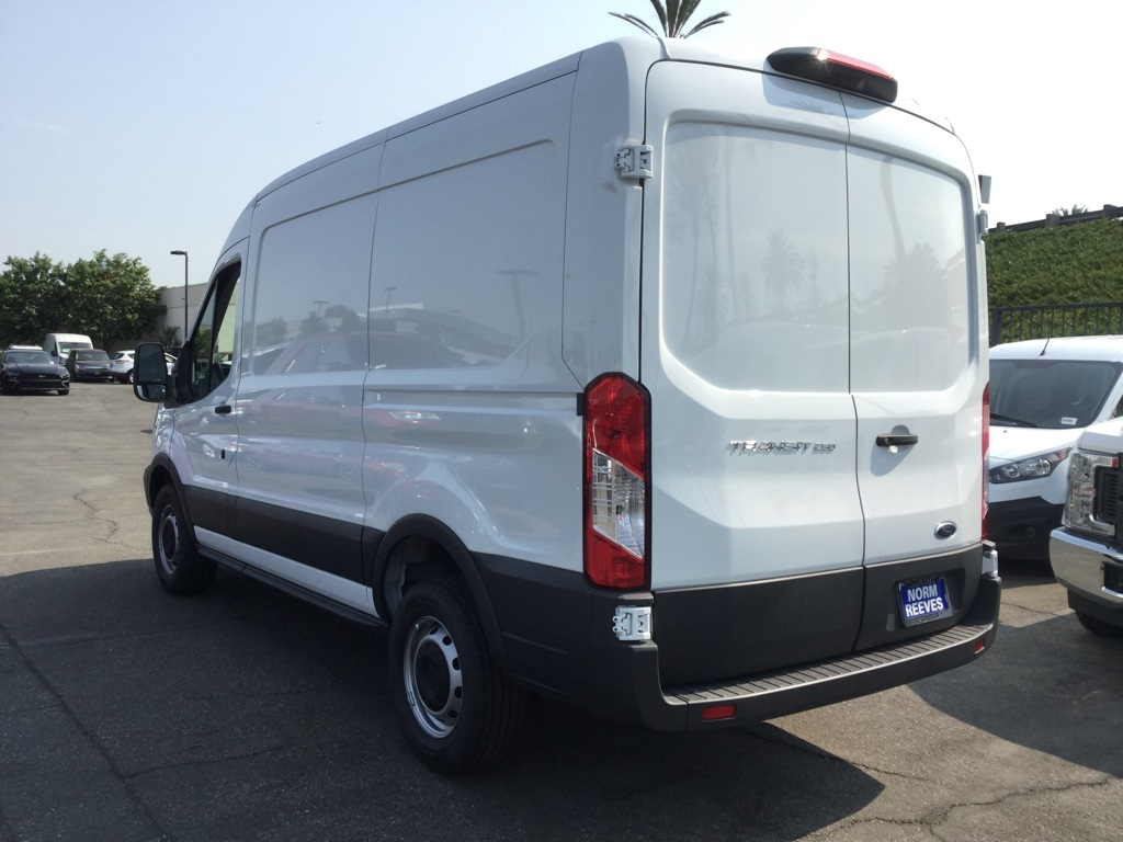 2018 Transit 250 Med Roof 4x2,  Adrian Steel Upfitted Cargo Van #181458 - photo 5