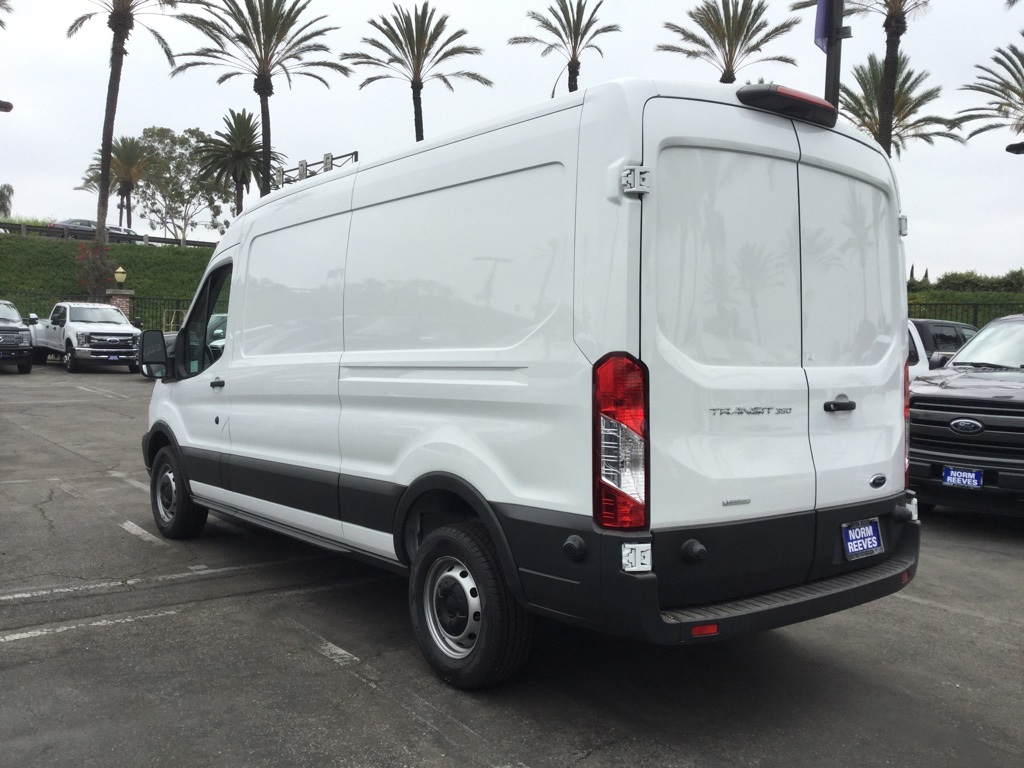 2018 Transit 350 Med Roof 4x2,  Empty Cargo Van #181532 - photo 5