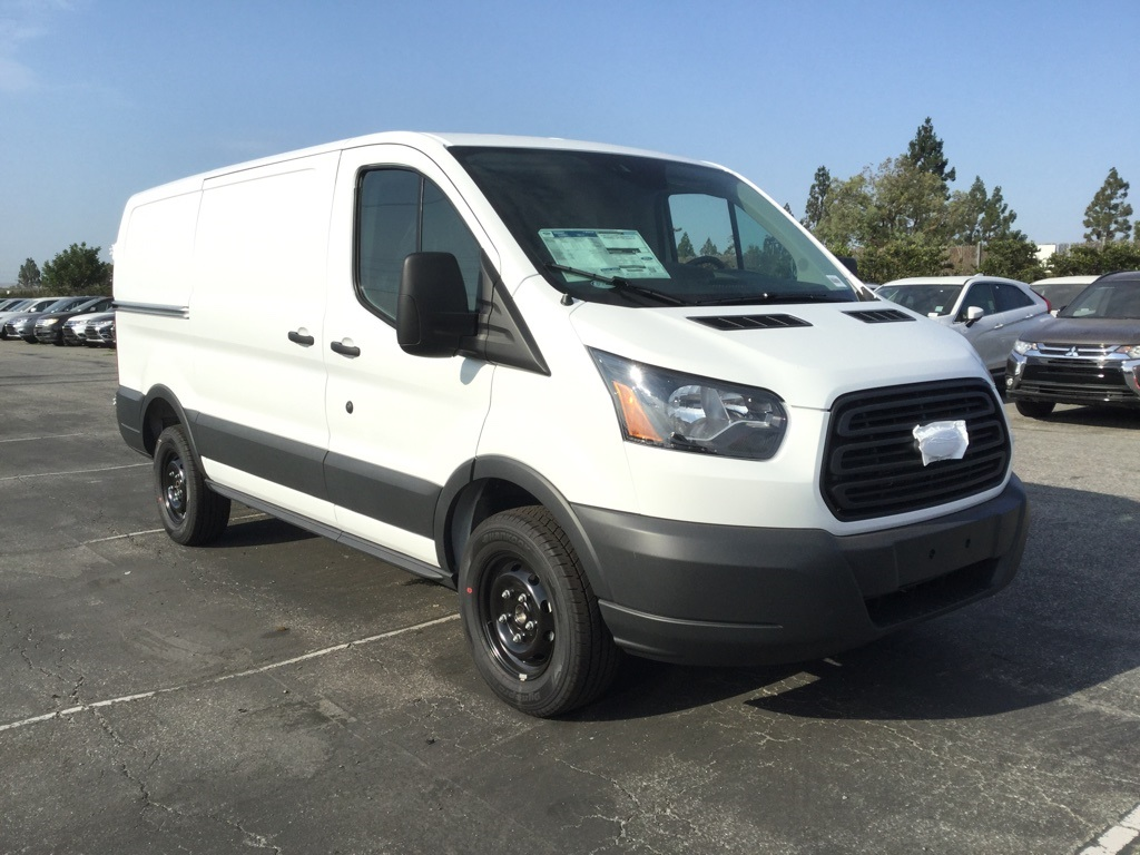 2018 Transit 250 Low Roof 4x2,  Empty Cargo Van #181571 - photo 3