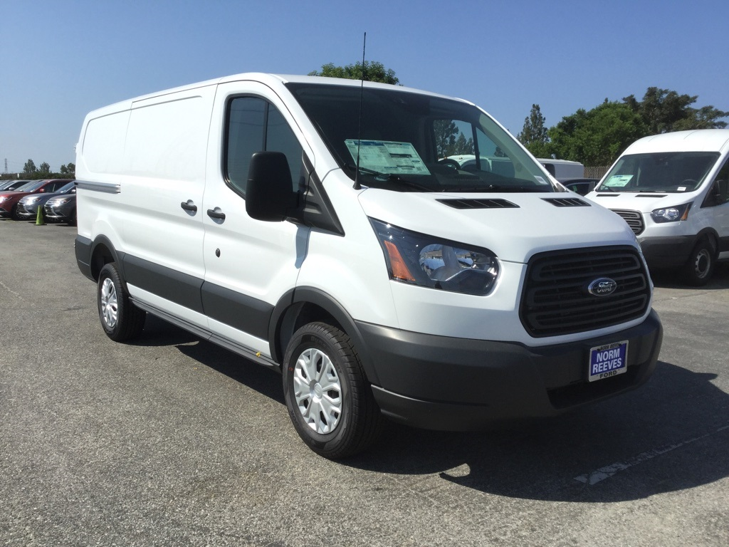 2018 Transit 250 Low Roof 4x2,  Empty Cargo Van #181572 - photo 3