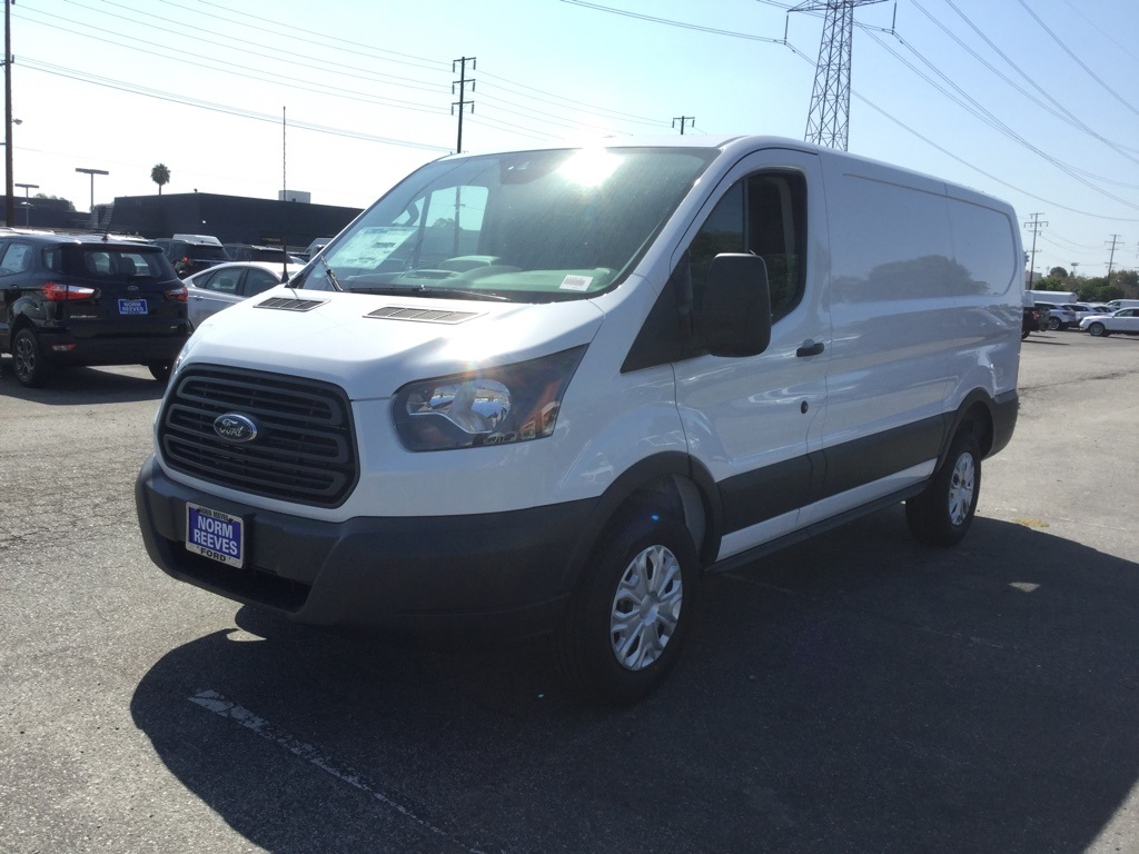2018 Transit 250 Low Roof 4x2,  Empty Cargo Van #181572 - photo 1