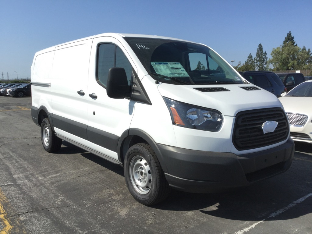2018 Transit 250 Low Roof 4x2,  Empty Cargo Van #181586 - photo 3
