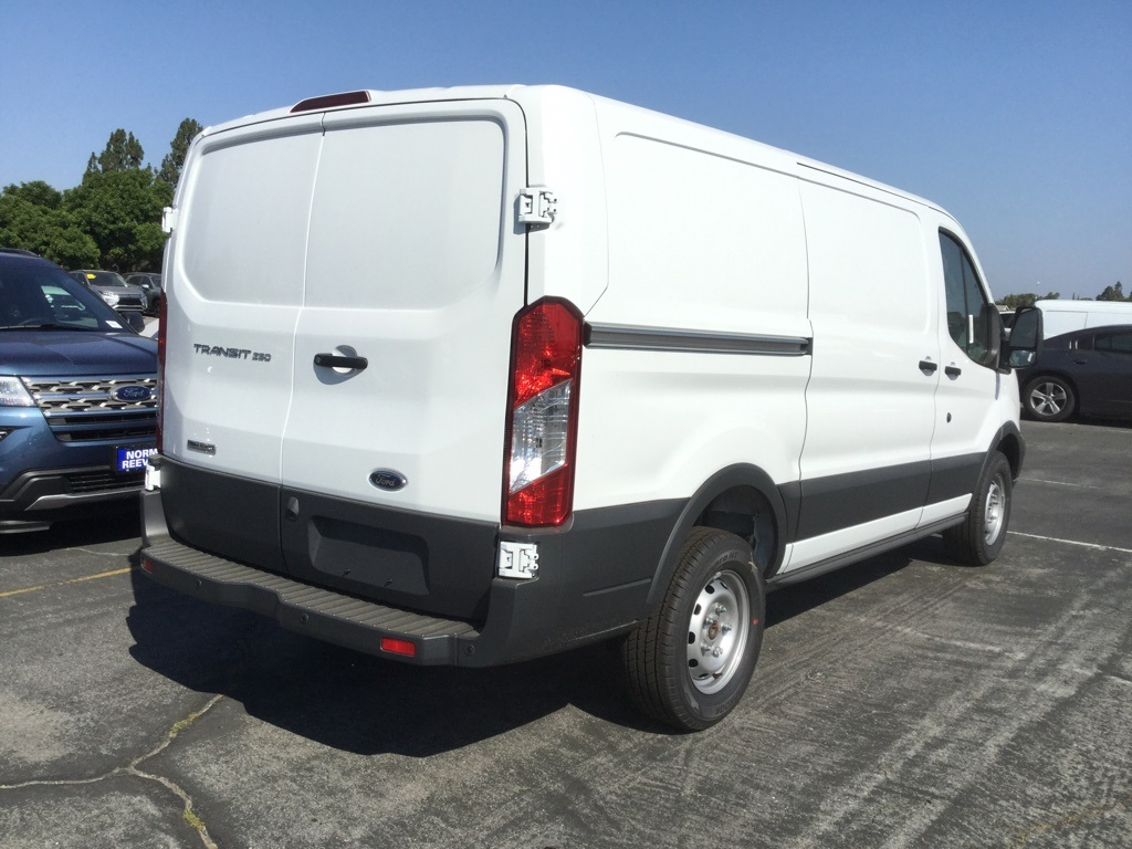 2018 Transit 250 Low Roof 4x2,  Empty Cargo Van #181586 - photo 4