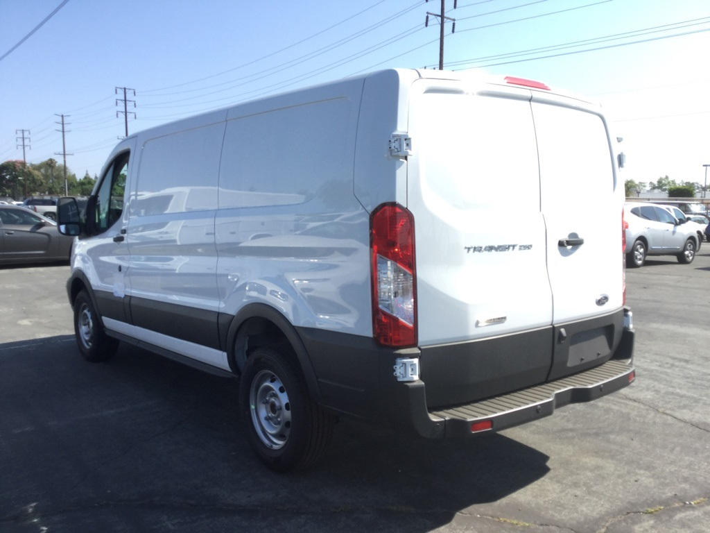 2018 Transit 250 Low Roof 4x2,  Empty Cargo Van #181586 - photo 5