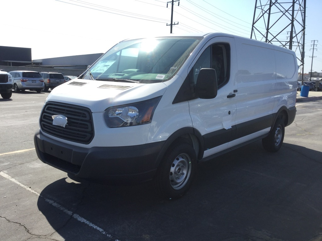 2018 Transit 250 Low Roof 4x2,  Empty Cargo Van #181586 - photo 1