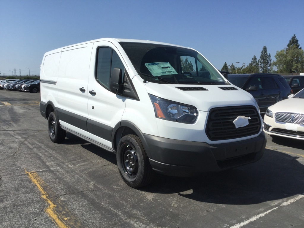 2018 Transit 250 Low Roof 4x2,  Empty Cargo Van #181611 - photo 3