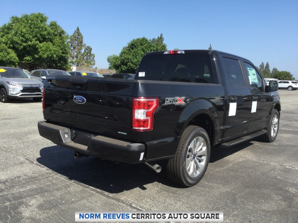 2018 F-150 SuperCrew Cab 4x2,  Pickup #181627 - photo 4