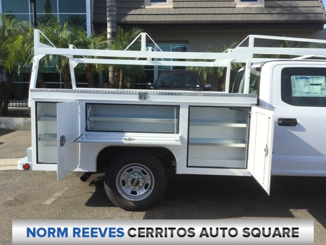 2018 F-350 Crew Cab 4x2,  Scelzi Service Body #181633 - photo 4