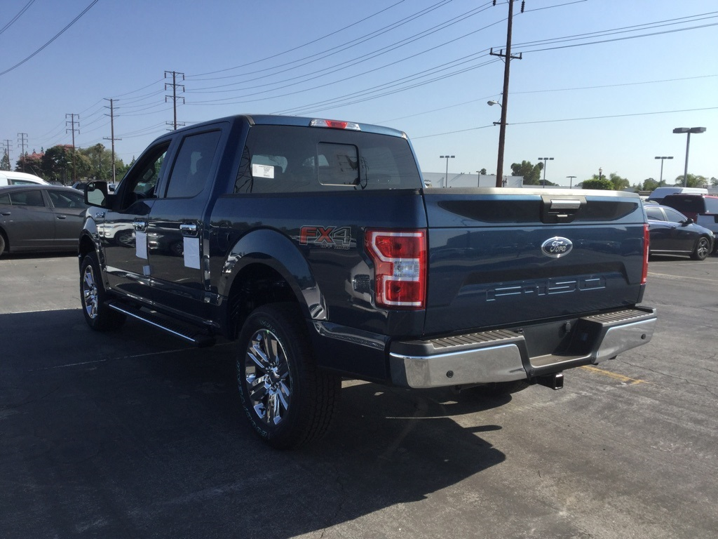 2018 F-150 SuperCrew Cab 4x4,  Pickup #181646 - photo 2