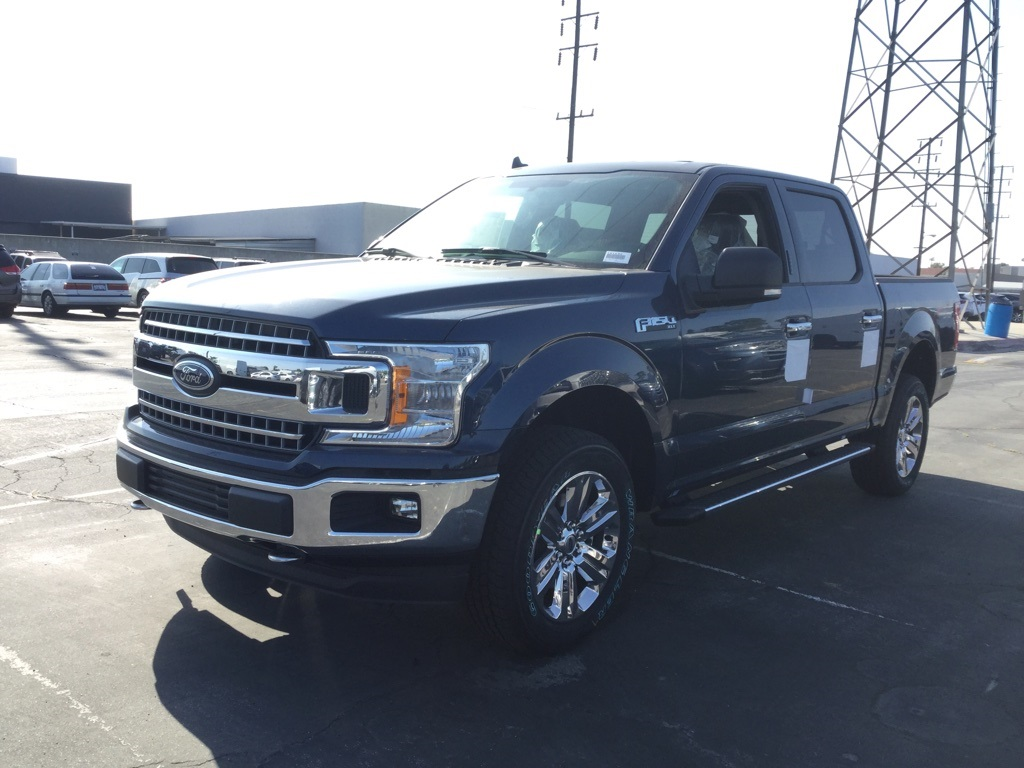 2018 F-150 SuperCrew Cab 4x4,  Pickup #181646 - photo 1
