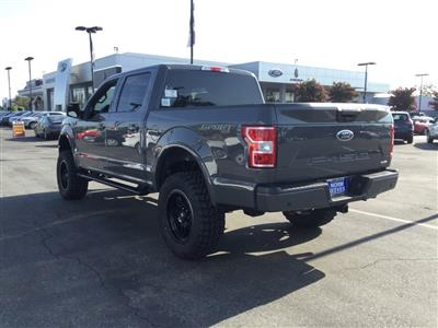 2018 F-150 SuperCrew Cab 4x4,  Pickup #181650 - photo 4