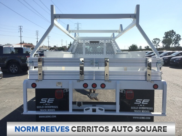 2018 F-450 Crew Cab DRW 4x2,  Scelzi CTFB Contractor Body #181679 - photo 6