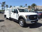 2018 F-450 Crew Cab DRW 4x2,  Scelzi CTFB Contractor Body #181698 - photo 3
