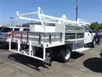 2018 F-450 Crew Cab DRW 4x2,  Scelzi CTFB Contractor Body #181698 - photo 4