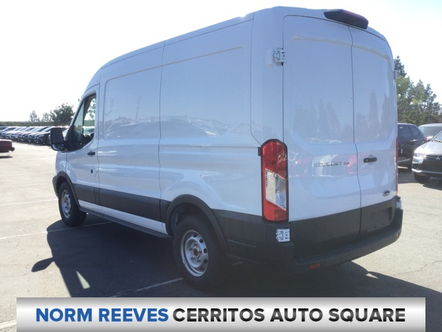 2018 Transit 150 Med Roof 4x2,  Empty Cargo Van #181794 - photo 5