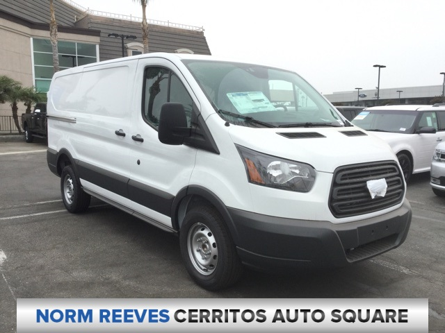 2018 Transit 250 Low Roof 4x2,  Empty Cargo Van #181910 - photo 3