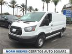2018 Transit 250 Low Roof 4x2,  Empty Cargo Van #181910 - photo 1