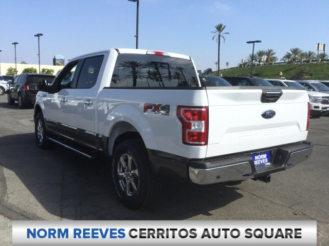 2018 F-150 SuperCrew Cab 4x4,  Pickup #181933 - photo 2