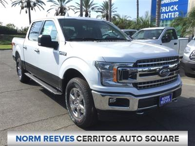 2018 F-150 SuperCrew Cab 4x4,  Pickup #181933 - photo 3