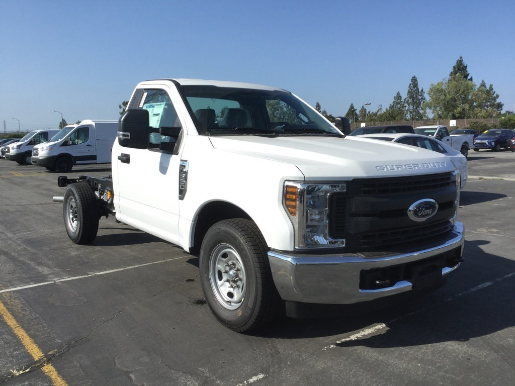 2019 F-250 Regular Cab 4x2,  Cab Chassis #190011 - photo 3