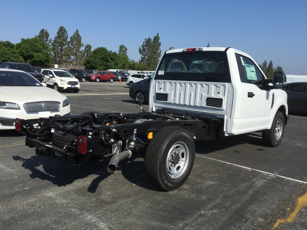 2019 F-250 Regular Cab 4x2,  Cab Chassis #190011 - photo 4