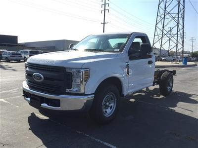 2019 F-250 Regular Cab 4x2,  Cab Chassis #190011 - photo 1