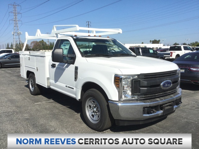 2019 F-350 Regular Cab 4x2,  Scelzi Signature Service Body #190025 - photo 3
