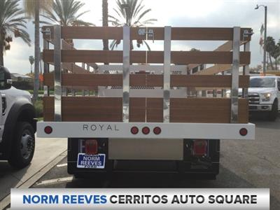 2019 F-350 Regular Cab DRW 4x2,  Royal Stake Bed #190170 - photo 3