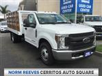 2019 F-350 Regular Cab DRW 4x2,  Royal Stake Bed #190170 - photo 1