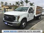 2019 F-350 Regular Cab DRW 4x2,  Royal Stake Bed #190170 - photo 5