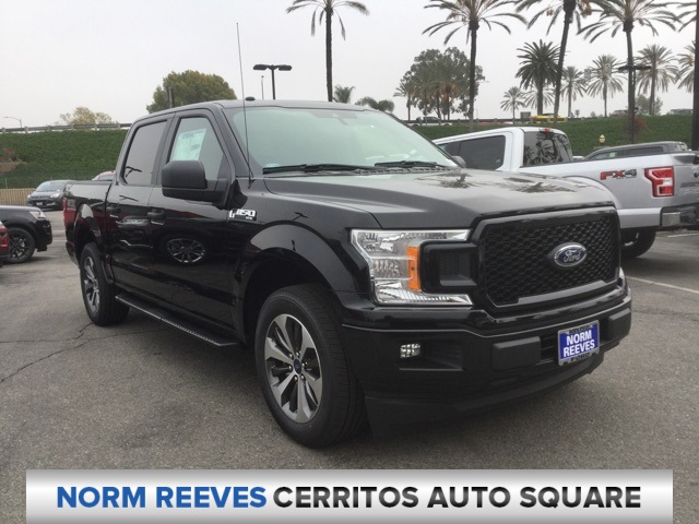 2019 F-150 SuperCrew Cab 4x2,  Pickup #190264 - photo 3