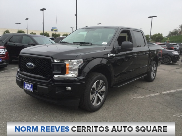 2019 F-150 SuperCrew Cab 4x2,  Pickup #190264 - photo 1