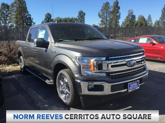 2019 F-150 SuperCrew Cab 4x2,  Pickup #190306 - photo 3