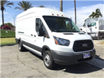 2018 Transit 350 HD High Roof DRW 4x2,  Empty Cargo Van #TRNS-180764 - photo 1
