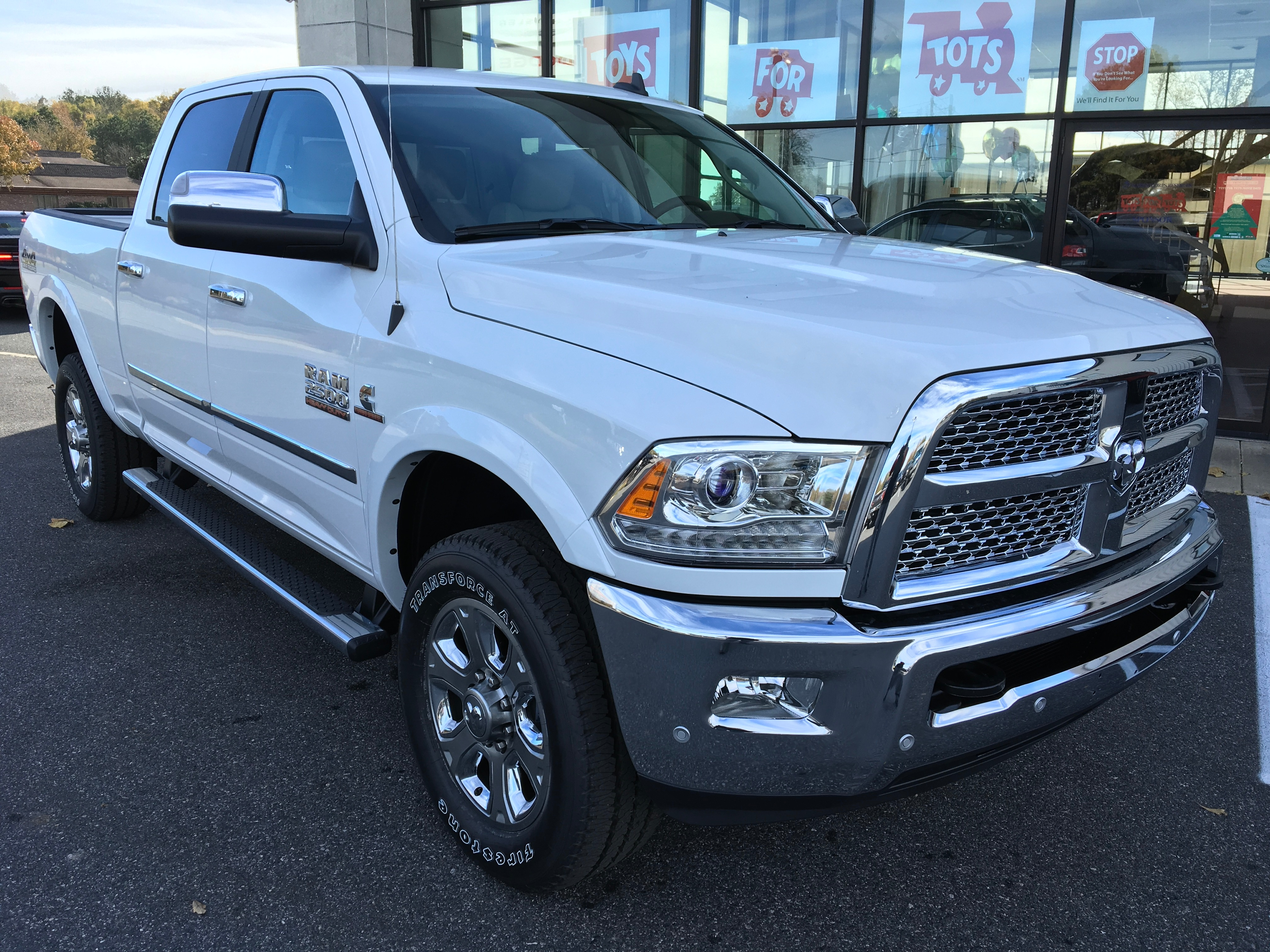 2018 Ram 2500 Crew Cab 4x4, Pickup #18064 - photo 3
