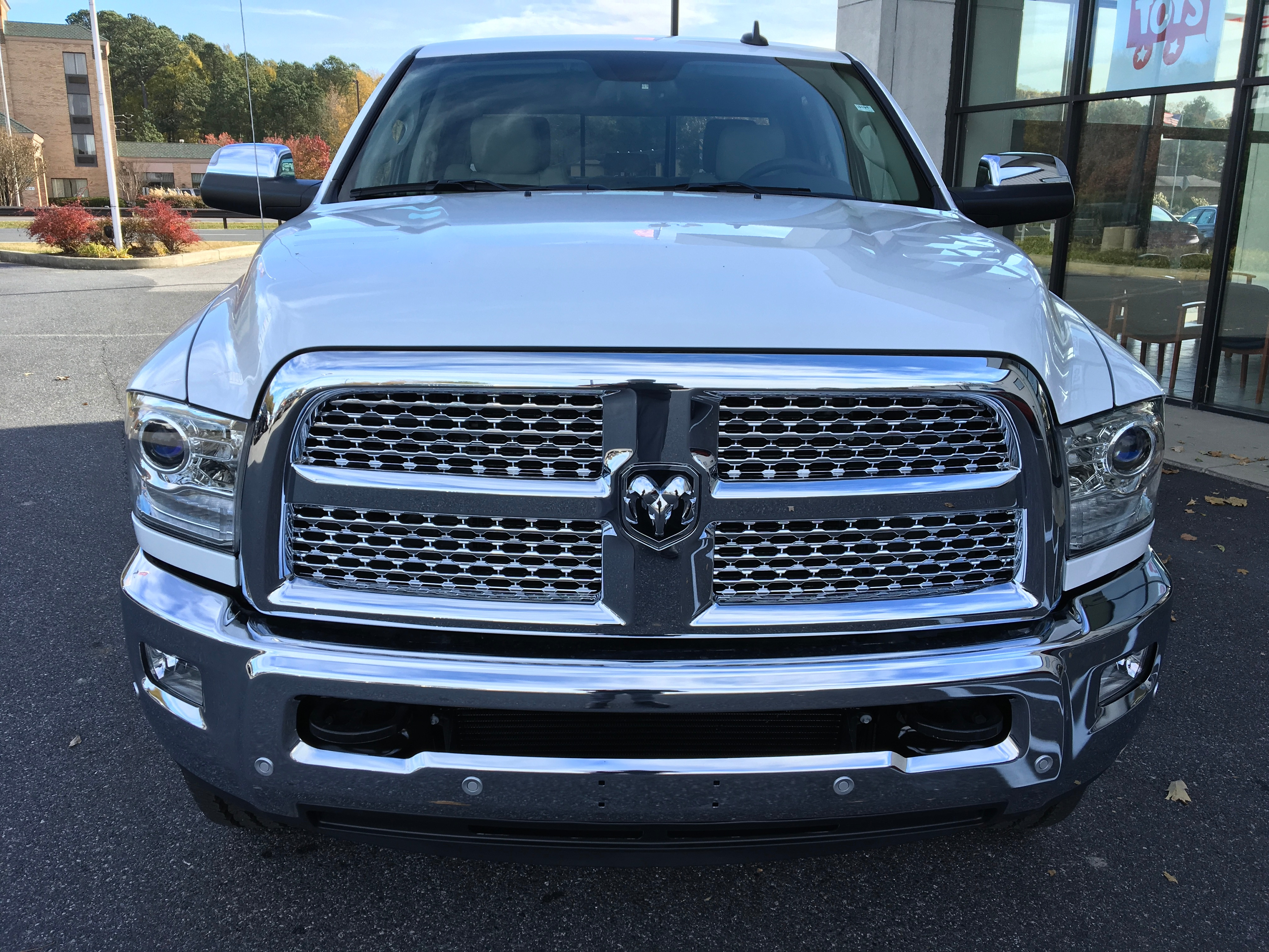 2018 Ram 2500 Crew Cab 4x4, Pickup #18064 - photo 4