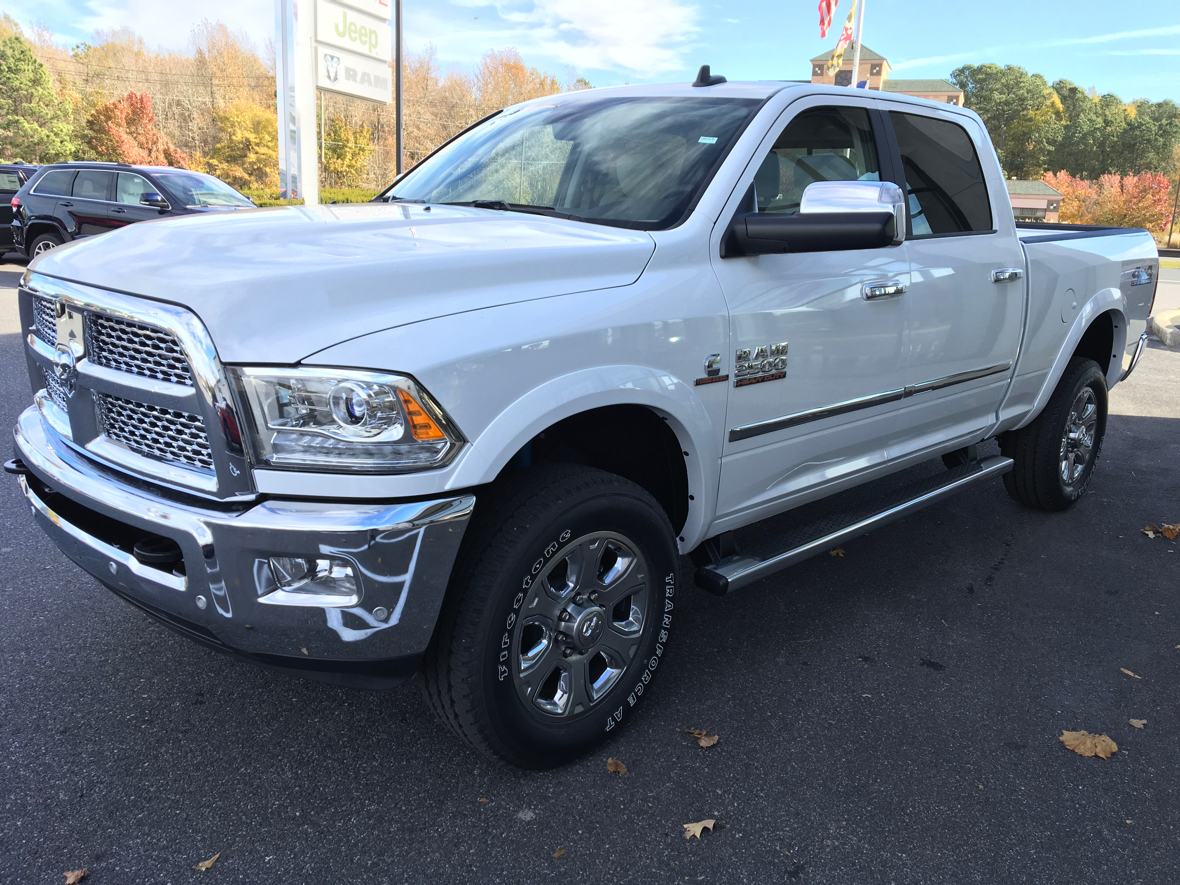 2018 Ram 2500 Crew Cab 4x4, Pickup #18064 - photo 1