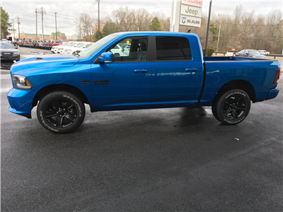 2018 Ram 1500 Crew Cab 4x4, Pickup #18133 - photo 5
