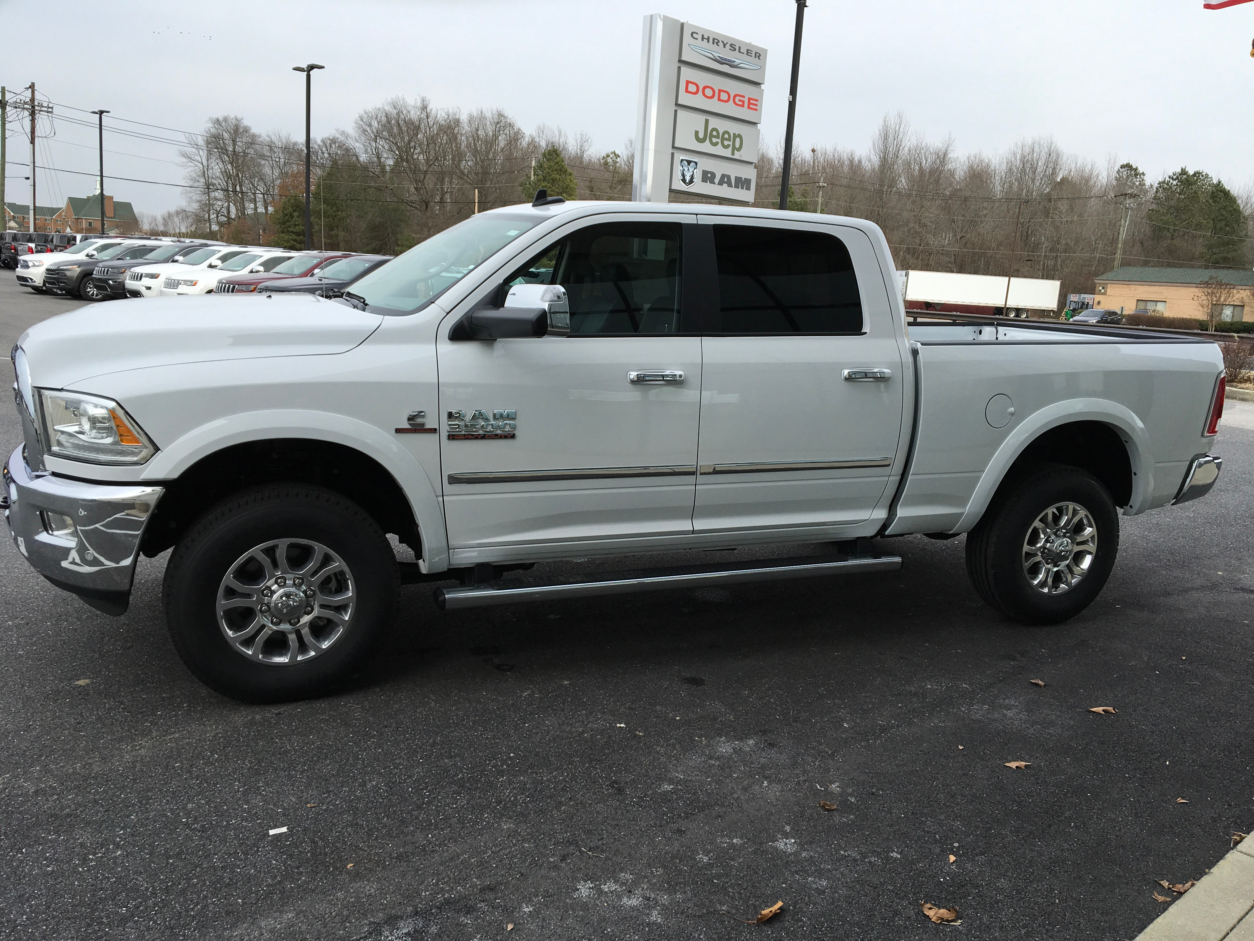 2018 Ram 3500 Crew Cab 4x4,  Pickup #18160 - photo 5