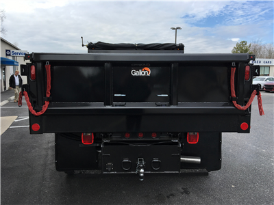 2018 Ram 4500 Regular Cab DRW 4x4,  Galion Dump Body #18182 - photo 6