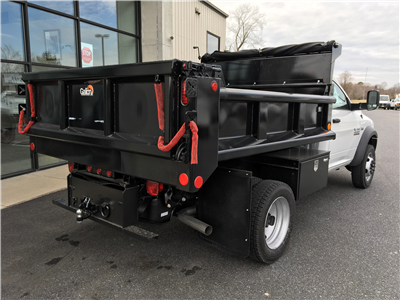 2018 Ram 4500 Regular Cab DRW 4x4,  Galion Dump Body #18182 - photo 7