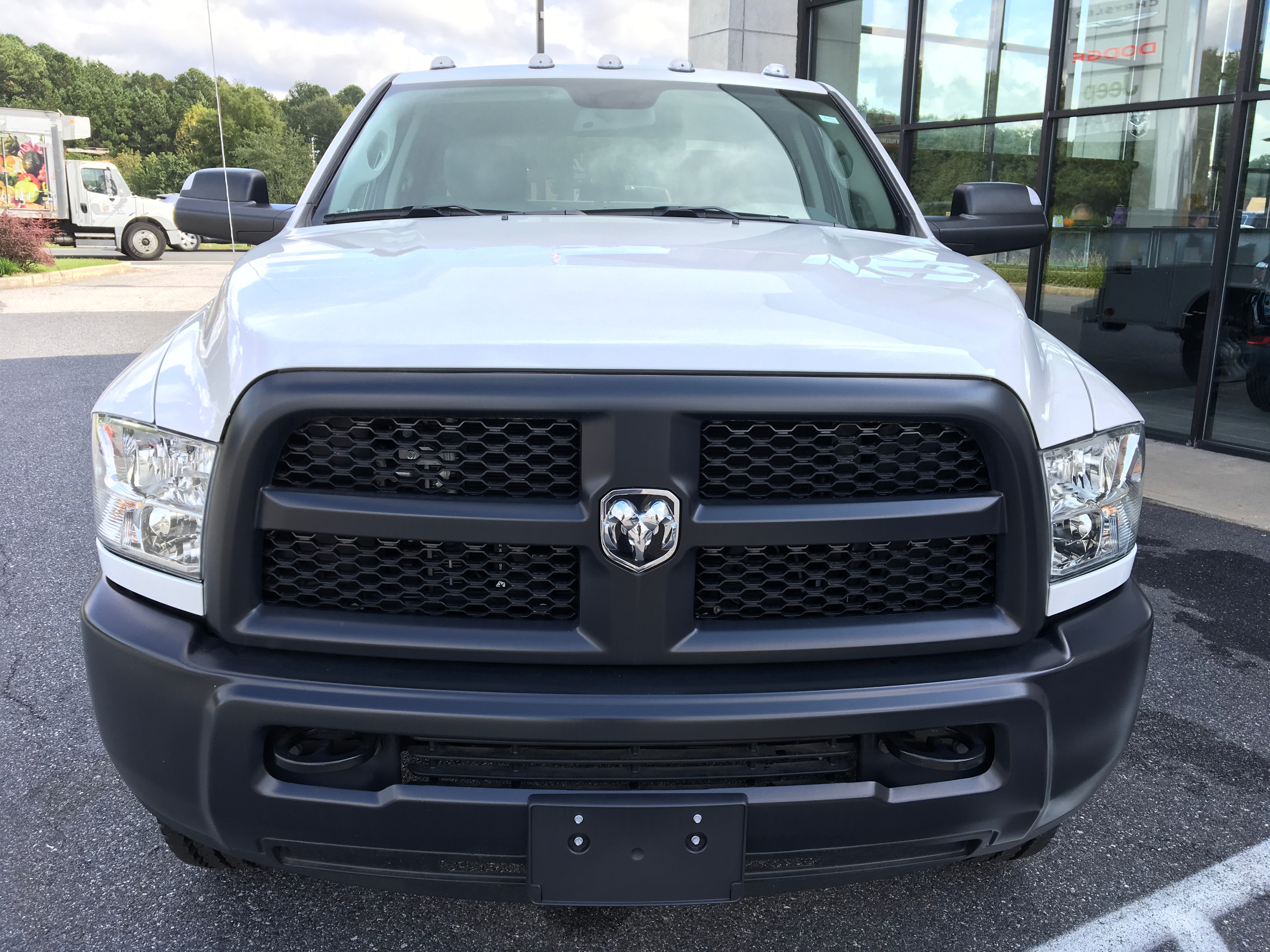 2018 Ram 3500 Crew Cab 4x4,  Reading SL Service Body #18240 - photo 4